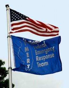 IMERT Flag